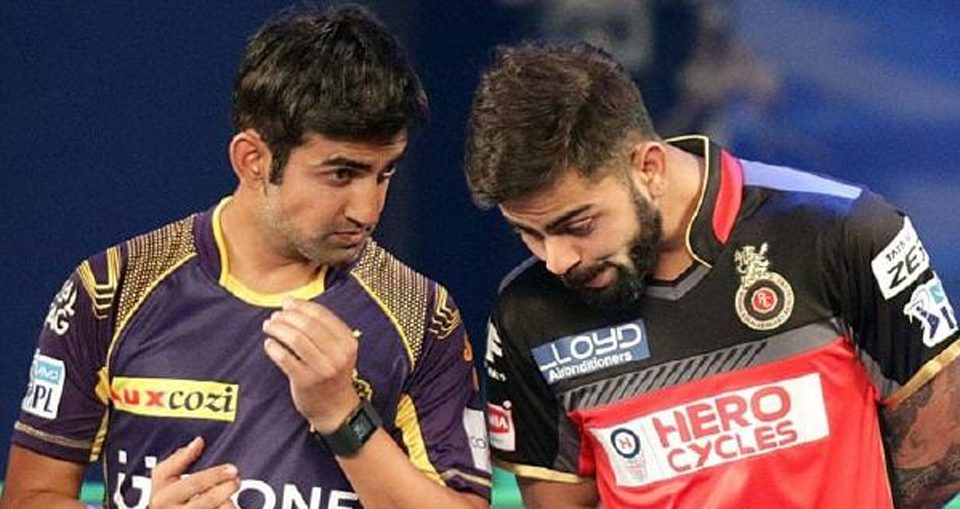 ViratKohli is fortunate, not a bright captain for RCB: GautamGambhir