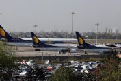 Jet Airways shutdown