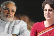 Priyanka Gandhi Vs BJP
