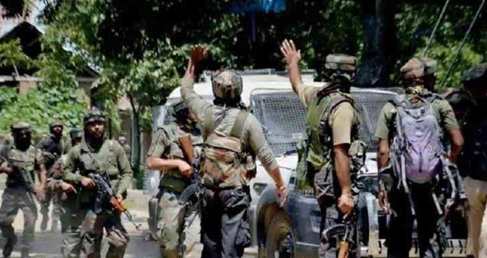 Terrorists take two civilians hostage one rescued: Srinagar