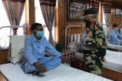 India-China: Army chief General MM Naravane on Leh visit