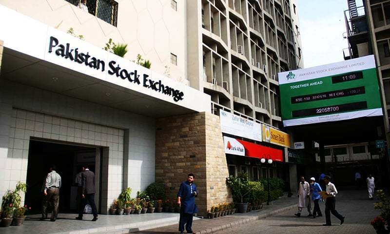 Karachi terror attack, Grenades lobbed, firing at Pakistan Stock Exchange building 5 killed