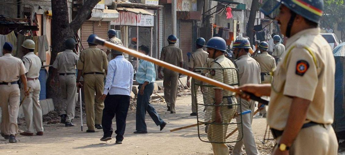 Eight UP policemen killed as raiding party comes under fired in Kanpur four injured