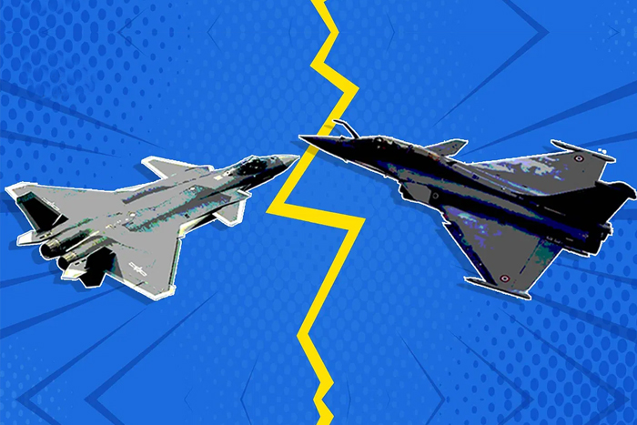 Rafale superior to Chinese J-20, A comparison of the two fighter jets