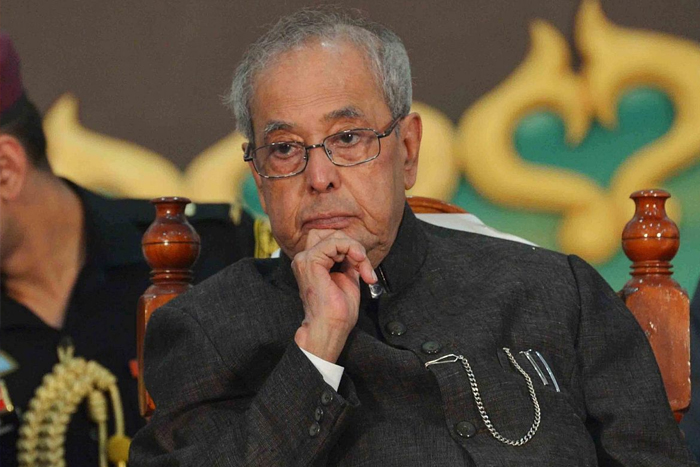 Former President Pranab Mukherjee Says He Has Tested Positive For COVID-19