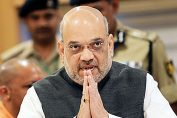 Home Minister Amit Shah has once again been admitted to AIIMS hospital