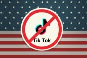 US President Donald Trump Says Will Ban TikTok From the US