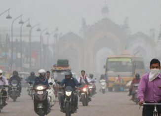 Delhi's Air Quality Deteriorates To 'Very Poor'; Locals Complain Of Eye Irritation, Breathing Issues