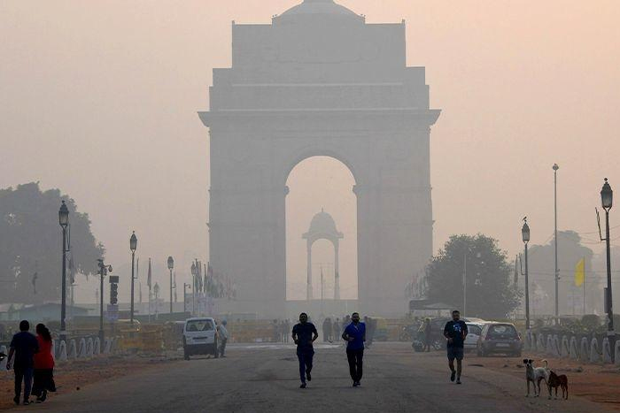 Delhi's records 'poor' air quality; overall AQI stands at 269
