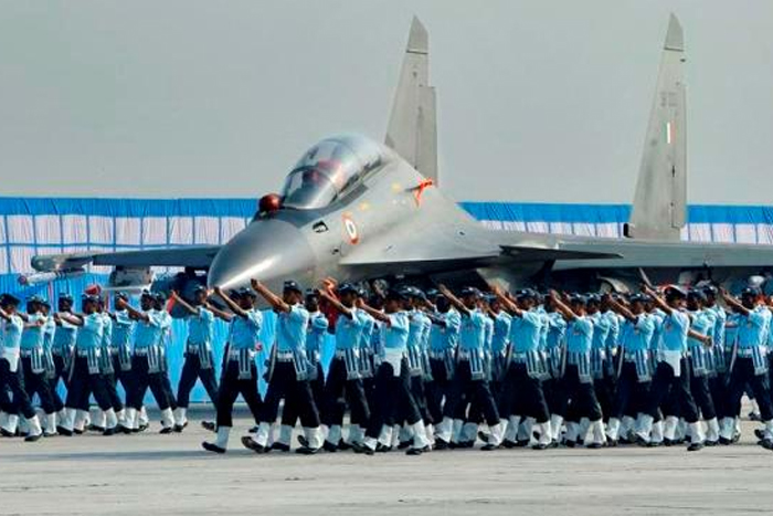 Indian Air Force Day 2020: At Air Force's 88th Anniversary Today, Rafale Fighter Jets Highlight