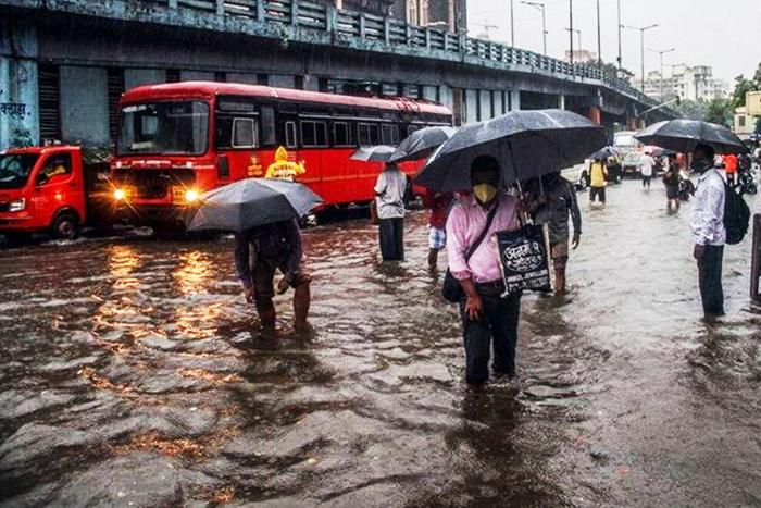Thunderstorm, lightning likely with rain today in Mumbai