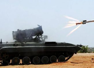 Nag anti-tank missile ready to be inducted, SANT missile test-fired from Balasore