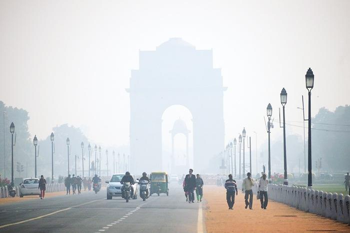 Delhi's Air Quality Turns 'Severe' On Diwali