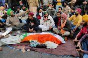 1 Dead As Tractor Overturns At Delhi's DDU Marg During Violent Protest