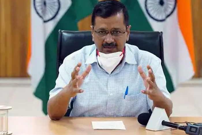 """Well Done Delhi"": Arvind Kejriwal After Lowest Covid Cases In 8 Months"
