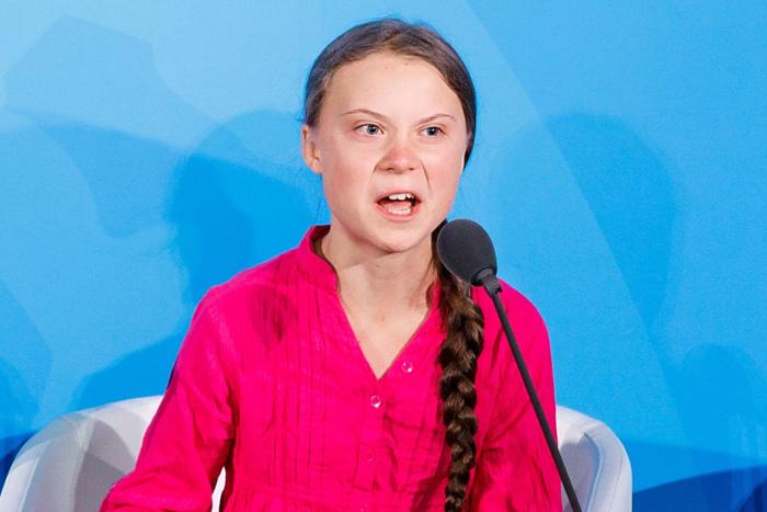 Police knock on Google's doors over Thunberg document