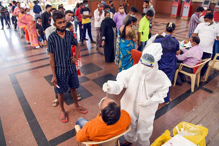 2.73 Lakh Fresh Covid Cases, 1,619 Deaths In New Record High For India