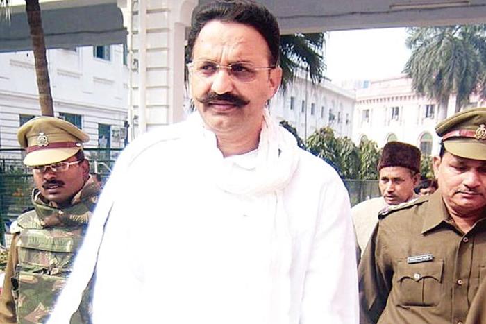 UP Police Team In Punjab To Take Custody Of Jailed MLA Mukhtar Ansari