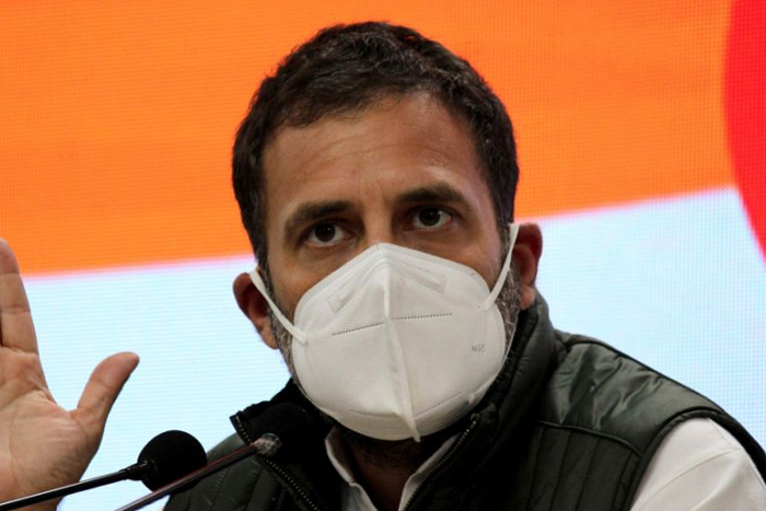 """""""US Silent About What Is Happening In India"""": Rahul Gandhi"""