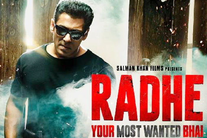 Radhe Becomes Salman Khan's Second-Lowest Rated Film On IMDb