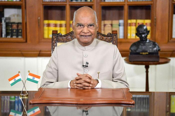 President Ram Nath Kovind To Reach Lucknow Today