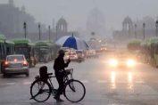 Monsoon Arrives In Delhi After Long Delay, Heavy Rain In Many Areas